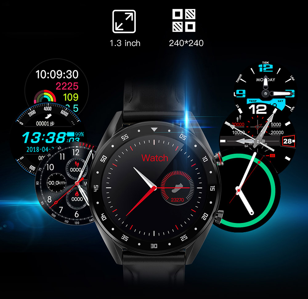 pick selection of watch displays