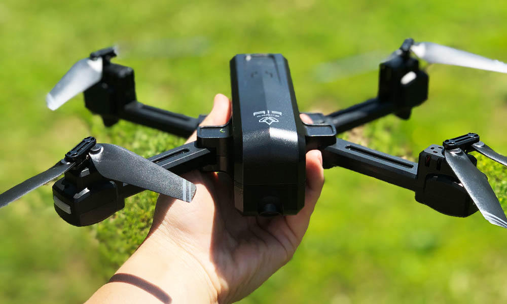 Tactic Air Drone review 3